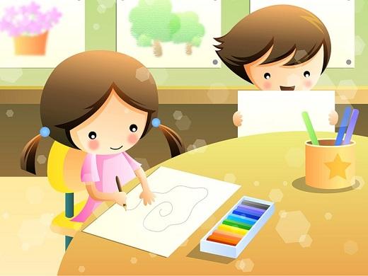Лучше отдавать ребенка в детский сад